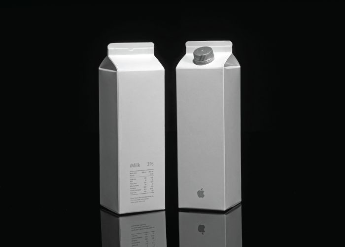iMilk by Apple