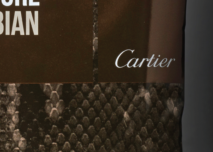 Coffee by Cartier