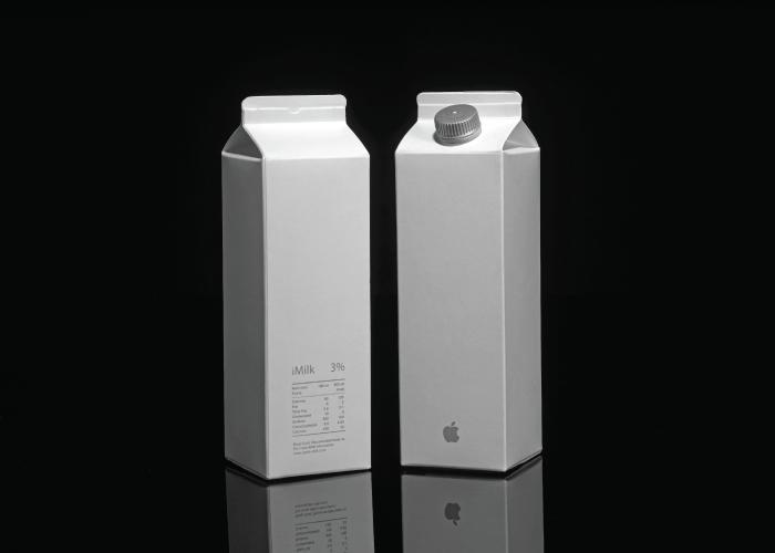 iMilk by Apple