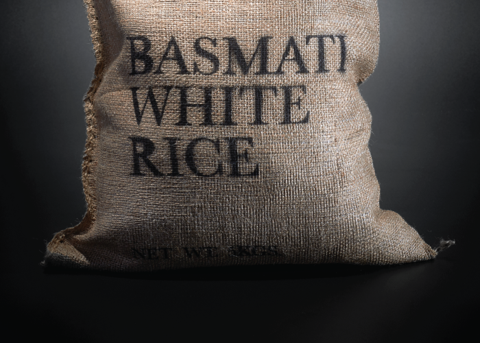 Basmati White Rice by HSBC